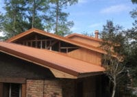 Pensacola Metal Roofs Examples.